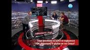 Защо феновете на ЦСКА не подкрепиха Лудогорец в двубоя им със Стяуа - Часът на Милен Цветков