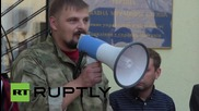 Ukraine: 'Right Sector' demand citizenship for foreign fighters