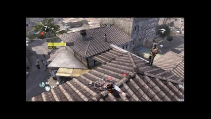 Assassin's Creed Brotherhood multiplayer gameplay pt5