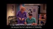 Двама Мъже И Половина Сезон 3 еп.04 + Бг субтитри