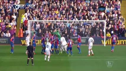 ВИДЕО: Кристъл Палас - Манчестър Юнайтед 0:0