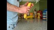 Как Да Белим Банани Като Маймуните