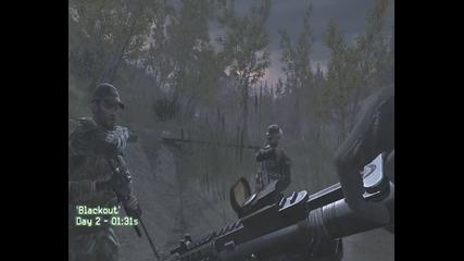 Call Of Duty 4: Modern Warfare - Mission 2: Veteran playthrough