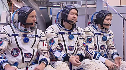 Russia: ISS Expedition 58/59 crews continue pre-flight training