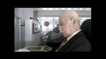 Рууни и Бербатов в нова реклама на Манчестър Юнайтед