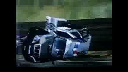 Nfs Most Wanted - Хеликоптер учавства в блокадата на полиция !!!