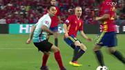 17.06.16 Испания - Турция 3:0 * Евро 2016 *