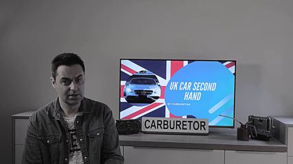 Автомобил От Англия Uk Car Second Hand Carburetor Show Bulgarian Version New-11