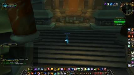 World of Warcraft : Mop 1vs Voa 10 mode.