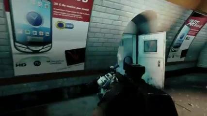 Battlefield 3 Physical Warfare Pack Gameplay Trailer