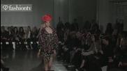 Ftv - London Sass & Bide Show - Fashion Week Fall 2011