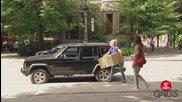 Кола потегля без шофьор ( Скрита Камера )