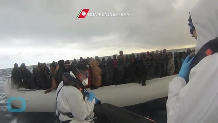 EU Naval Mission Rescues Over 4,200 Migrants in 24 Hours