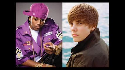 Soulja Boy Feat. Justin Bieber - Rich Girl