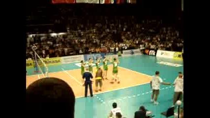 Национален Отбор По Волейбол