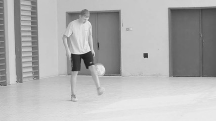 Български freestyle football