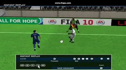 Fifa 2010 Tricks and Goals