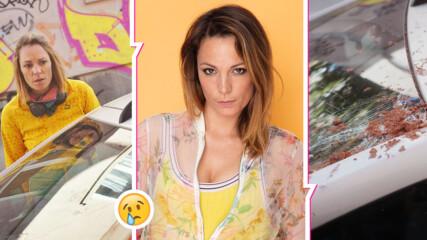 Силвия Петкова с неприятна изненада: откри колата си в този ужасен вид