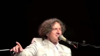 Goran Bregović - Gas Gas - Concerto al Festival di Villa Arconati - 14 luglio 2011 - Parte 2