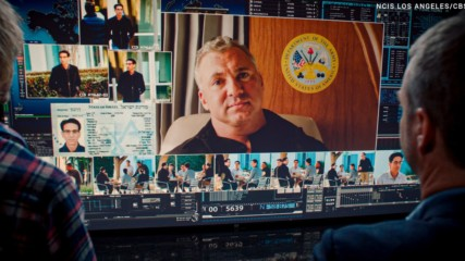 "Shane McMahon returns to ""NCIS: Los Angeles"""