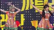 140411 Orange Caramel - Catallena @ Music Bank