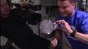 Страхотно gopro камера във вода в космоса