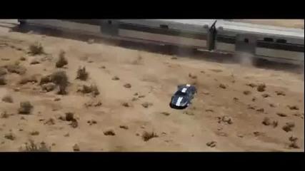 Бързи и Яростни 5 Трейлър