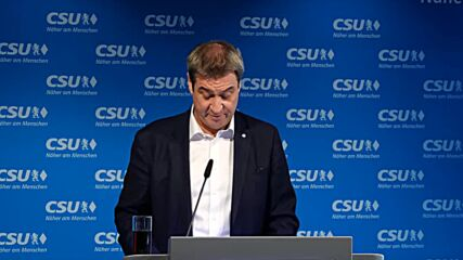 Germany: 'We have no claim to build govt - we can only make offer' - Soder