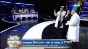 Зуека и Рачков от психодиспансера - Като две капки вода (13.04.2015г.)