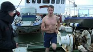To the Arctic (2012) - Challenges Filming Underwater featurette