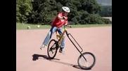 перфектният - Велосипедист в Шотландия