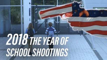 America's deadliest year for gun violence since 1970