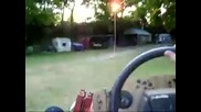 Scrapheap Motor Trike