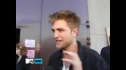 Mtv Movie Awards 2010 Backstage: Is Robert Pattinsons Hair The Source Of His Power