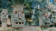 Китаец е напуснал работата си, за да построи мистичен замък