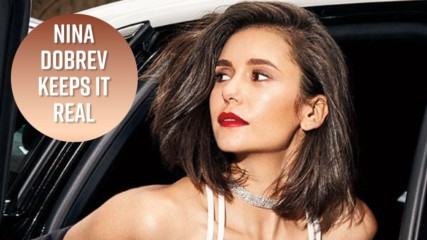 Is Nina Dobrev the most modest actress?