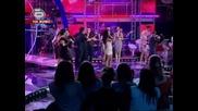 Music Idol 3 - Мария - Не те обичам - Фолк дивата открива концерта