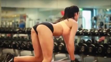 Сексапилни Жени и Фитнес Мотивация 2015