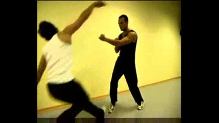 Винг Чун Самозащита (чупене На Крака)
