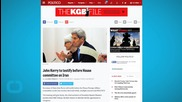Kerry to Testify Before House Committee on Iran