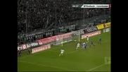 Байер (Леверкузен) победи като гост Борусия (Мьонхенгладбах) с 3:1