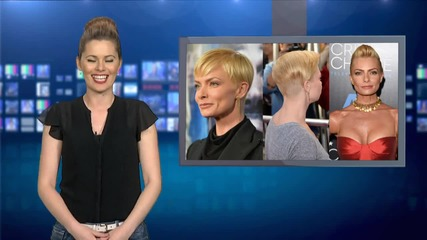Jaime Pressly's Hot New Do!