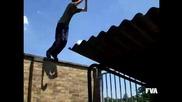 Скок През Покрив! Яко!