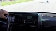 R32 Biturbo Vw golf mk2 - ненормален!
