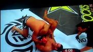 Фьодор Емиляненко срещу Вердум - Първа загуба на Фьодор!!! Целия мач+повторение!