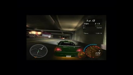 Need For Speed Underground 2 | Final Competition
