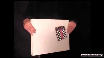 Оптична илюзия с куб