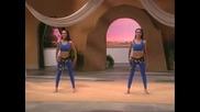 belly dance fitness урок 1