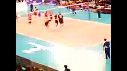 волейбол /българия - Русия/ 30 юни част 2