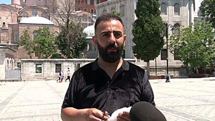 Turkey: Istanbul residents react to Hagia Sophia mosque conversion delay
